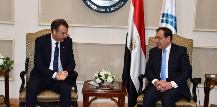El Molla Confers Future Cooperation with BP