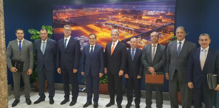 EOG Technical Committee Meets with El Molla