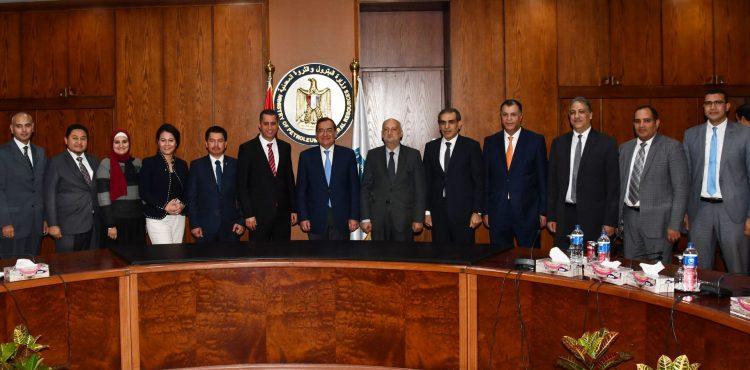 El Molla Signs Nine E&P Agreements Worth $452 M