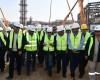 El Molla Approves Pipeline Operation in Assiut