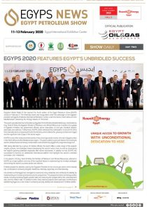 Show Daily Day 2 – EGYPS 2020