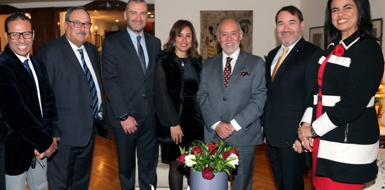 Madbouly Supports Chilean Investments in Egypt