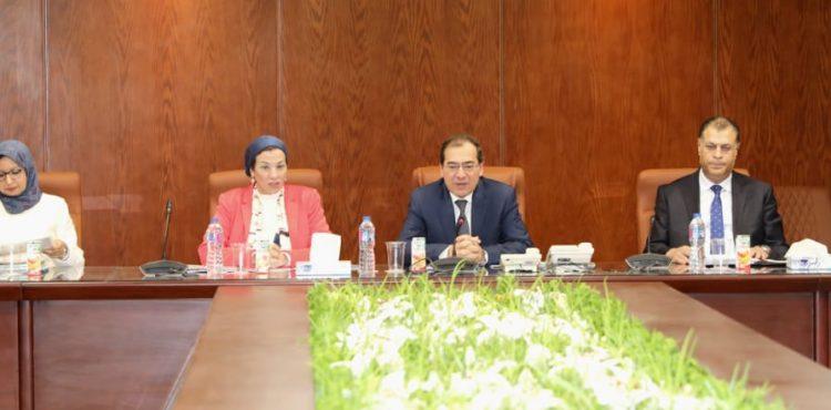 Petroleum, Environment Ministries Discuss Drainage Problem