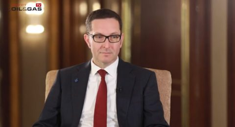 EOG TV Exclusive interview with the CEO of Wintershall Dea Mario M ...