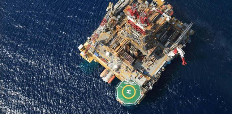 Maersk Awarded  Drilling Contract in Egypt