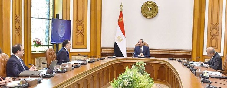 Al-Sisi Urges Petroleum Products Reserves' Preservation