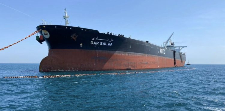 Kuwait Exports First Oil Shipment From The Neural Zone