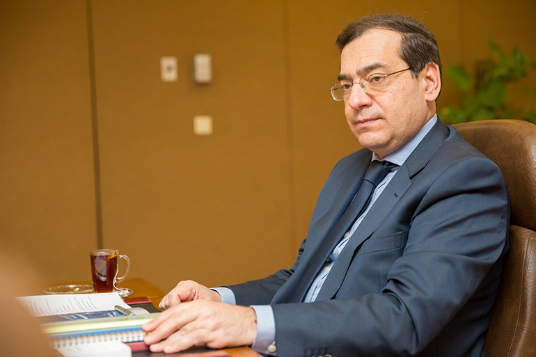 Egyptian, Israeli Ministers Discuss Plans to Liquefy Israeli Gas in Egyptian LNG Plants