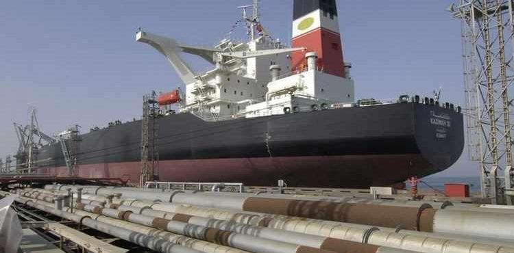 KOTC Receives Shegardiah Oil Tanker