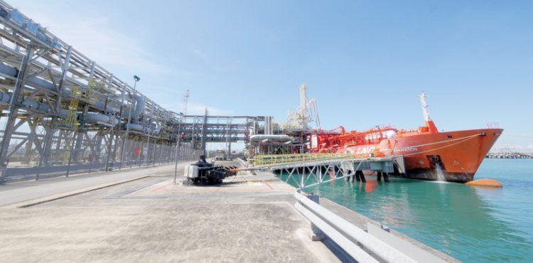 Oman's SOHAR Port Joins SEA-LNG