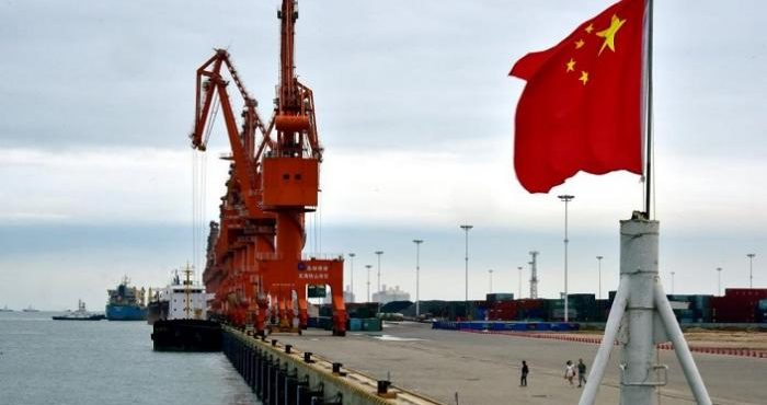 China's Crude Import Rise 2.1% in September