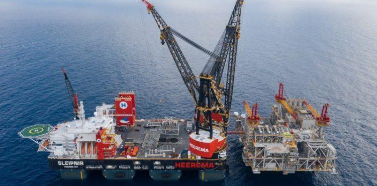 Heerema Contracted to Install Dana's P11-Unity Platform
