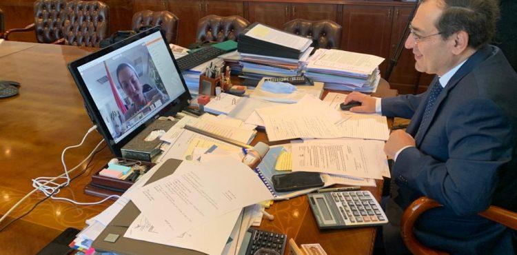 El Molla, Fouad Review Environmental Reform Plans