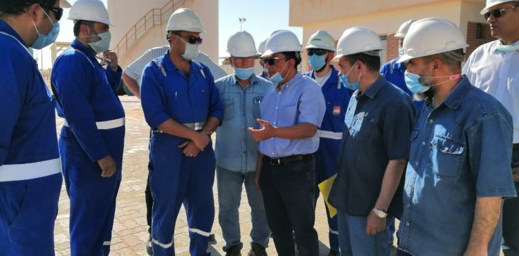 WEPCO Prepares Linking Two Wells Worth $12 MM