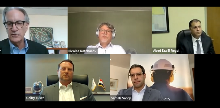 EOG First Webinar Discusses Pandemic, Oil Prices Impact