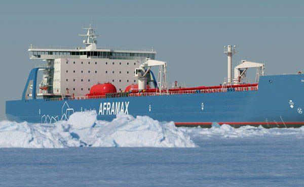 Zvezda Shipyard Starts Work on Aframax Tanker