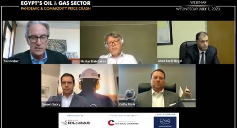 EOG Webinar | Egypt's Oil and Gas Sector: Pandemic & Co ...