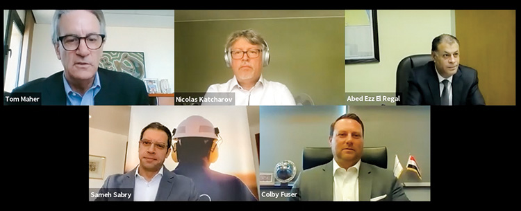 EOG First Webinar Discusses Pandemic, Commodity Price Crash