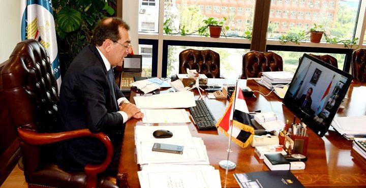 El Molla Participates in WEF's Energy Work Group