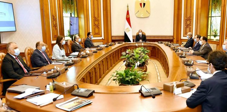 Al-Sisi Calls For Upgrading Mining Sector