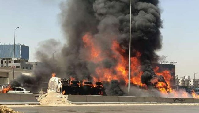 MoP Denies Any Relation to Ring Road Fire
