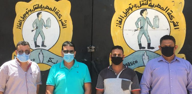 Butagasco Distributes 265,000 Butane Cylinders Daily in Upper Egypt