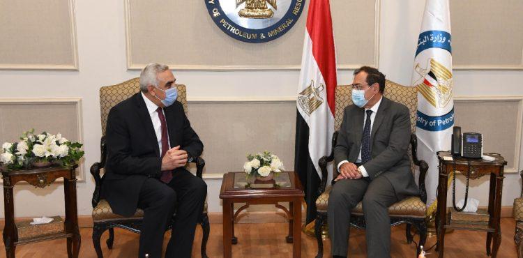 Egypt, Iraq Mull Oil Joint venture