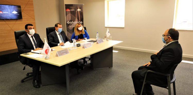 El Molla Participates in EPLP's Interviews as Judge