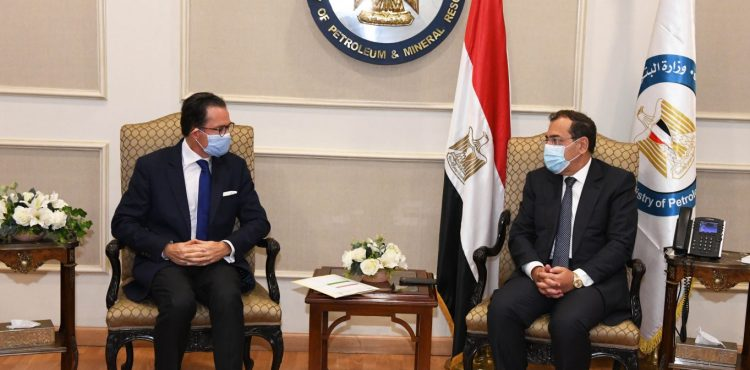 Egypt, France Discuss  Cooperation in Oil, Gas Activities
