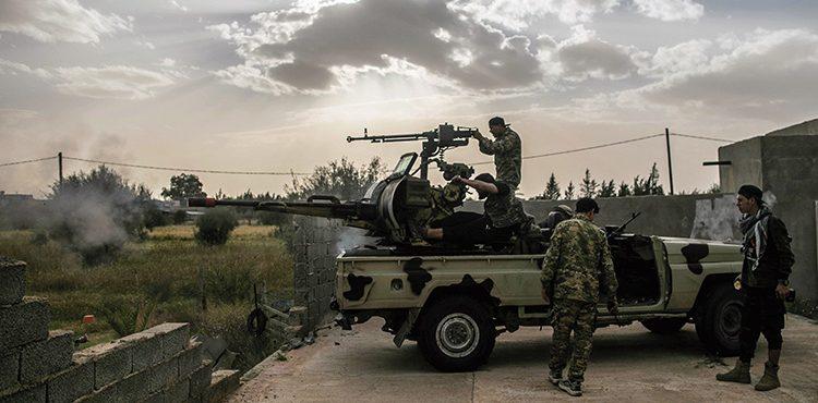 Oil Politics Fueling Libya's Conflict