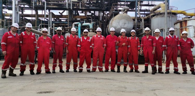 BGS Completes APC's Activities, Producing 100,000 bbl/d