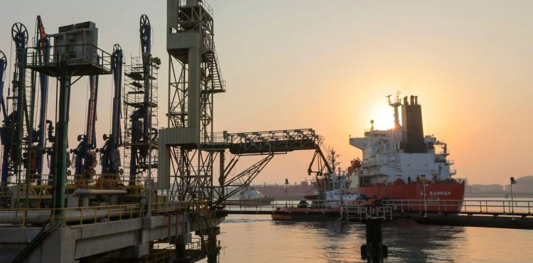 Aramco Produces, Ships World's First Blue Ammonia