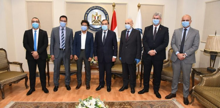 El Molla Supports Egypt's Future Leaders
