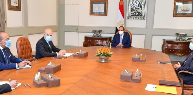 Al-Sisi Supports Expansion of Eni's Investments in Egypt