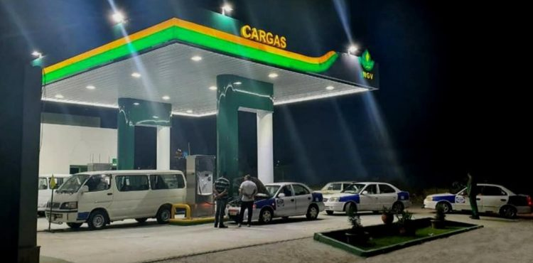 Car Gas Operates New Natural Gas Station in Port Said