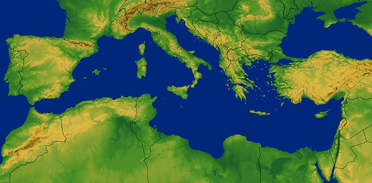 Eastern Mediterranean Venue for Prosperity, Not for Dangerous Games