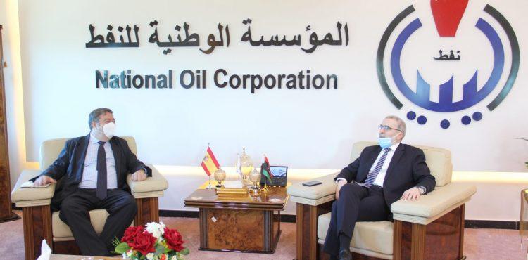 Libya Seeks to Expand Oil Ties with Spain