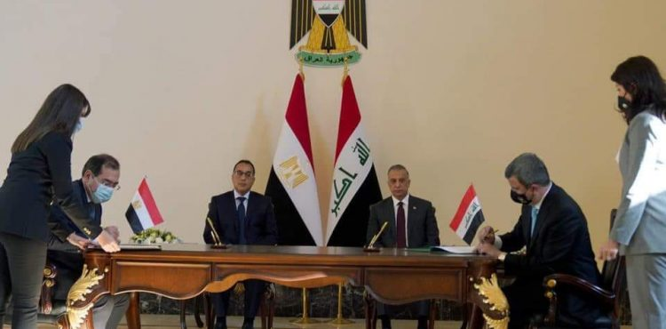 Egypt, Iraq Sign Energy cooperation MoU