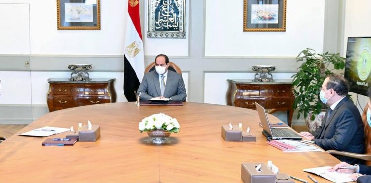 Al-Sisi Directs Gov't to Expand Use of Natural Gas as Vehicle Fuel