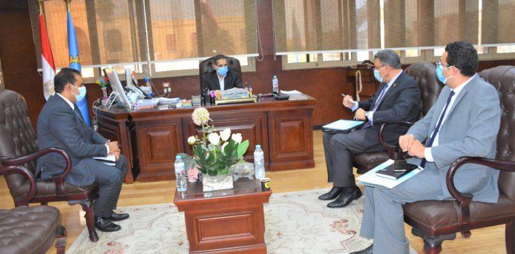 Car Gas, Gastec to Establish 7 Natural Gas Stations in Gharbia