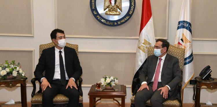 El Molla Discusses Cooperation with Korean Ambassador
