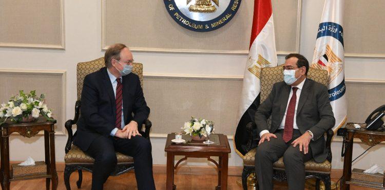 El Molla, EU Ambassador Consolidate Energy Relations