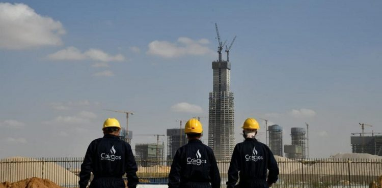 Cairo Gas Works on New Project in New Administrative Capital