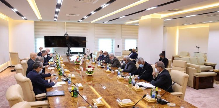 NOC, ENI Discuss Resuming Suspended Projects
