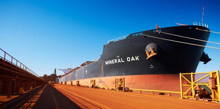 BHP Awards Shell LNG Supply Contract