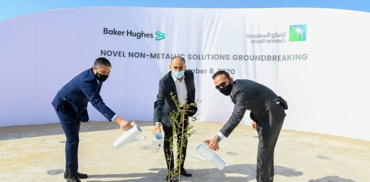 Aramco, Baker Hughes New JV to Develop Non-Metallic Products