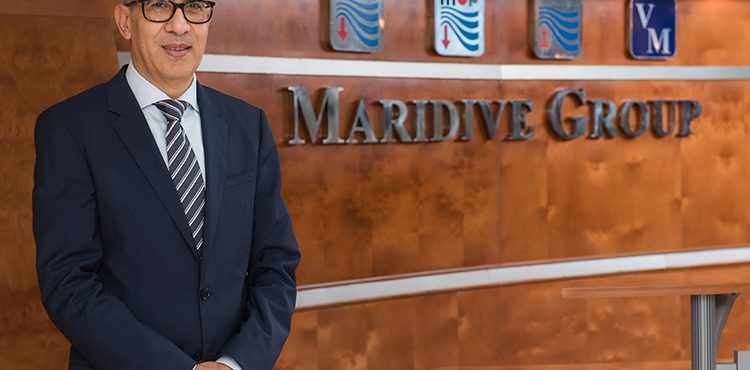 Successful Mix of Growth and Stability: An Interview with CEO of Maridive Group, Eng. Mohamed Elgamal