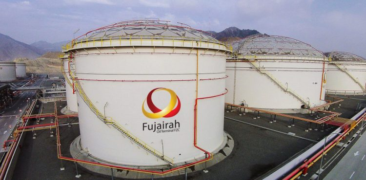 Fujairah Oil Stocks Achieve High Record in Four Weeks