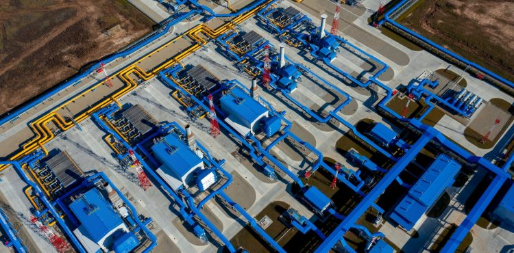 Gazprom  Natural Gas Exports to China in excess of Planned Volume