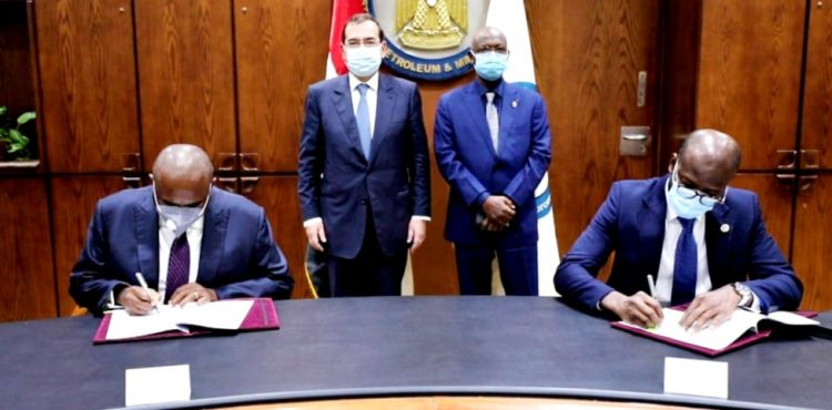Afreximbank, AEICORP Sign Egyptian-Brokered Agreement to Boost Energy Cooperation